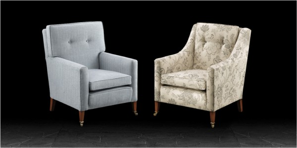 Artistic Upholstery Ashbourne & Wetherby Armchairs