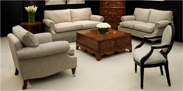 Artistic Upholstery  Large 2 Seat Sofa, Standard 2 Seat Sofa,  Antonio Chair & Mayfair Armchair