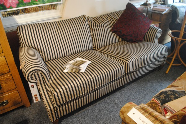 Artistic Upholstery Mayfair Sofa at Harvest Moon