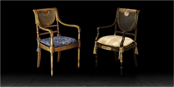 Artistic Upholstery Venice & Sevilla Chairs