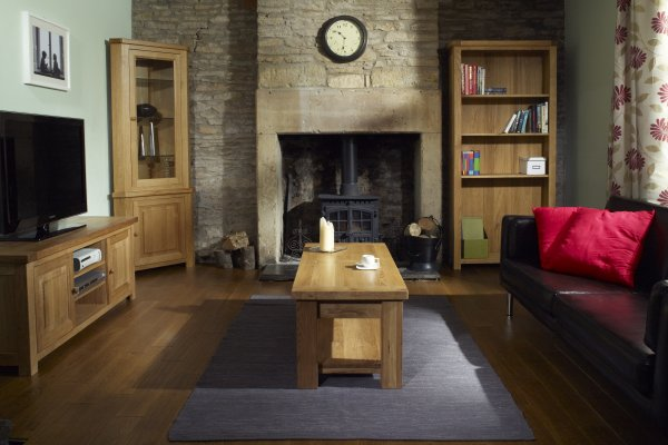Charltons Living Room and Office Furniture, Modern Natural Oiled, Stained and Painted Oak and Pine Furniture
