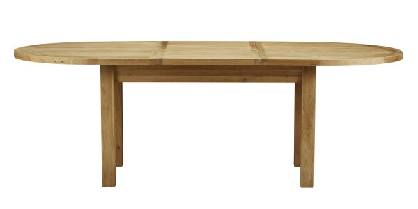Charltons Bretagne 1760 Oval Extending Butterfly Dining Table - 6 to 8 Seater Dining Table