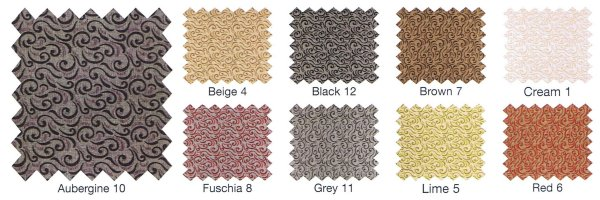 Concept Bari Colour Fabric Swatch