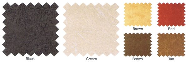 Concept Bison Effect Faux Leather Swatch