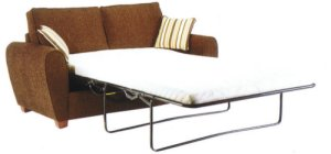 Concept Paris Sofa Bed open