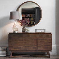 Gallery Direct Boho Retreat Dining Furniture