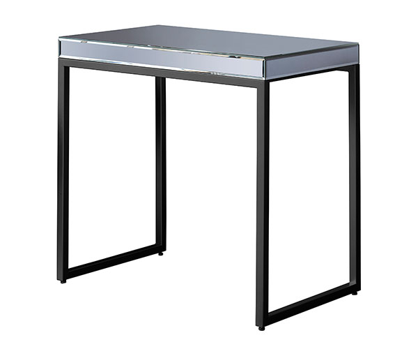 Gallery Direct Pippard Black Contemporary Side Table