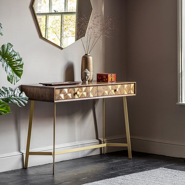 Gallery Direct Tate Contemporary Console Table