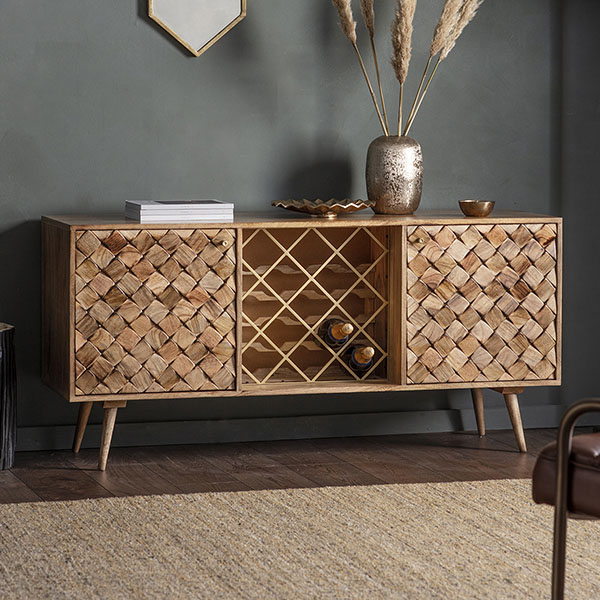 Gallery Direct Tuscany Contemporary Furniture