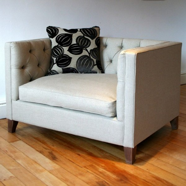 Tetrad Battersea Snuggler Chair