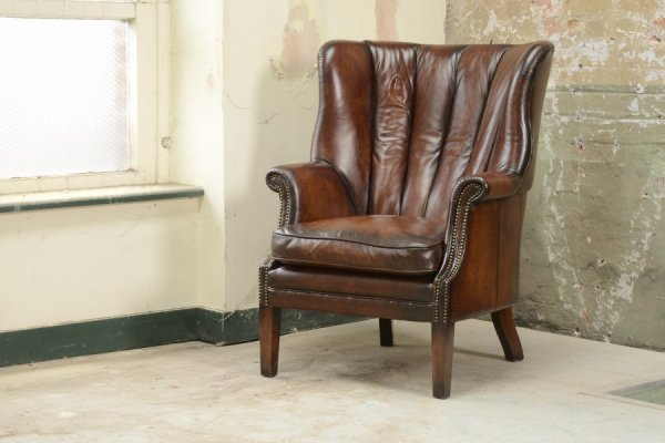 The Contrast Upholstery Beardsley Chair by Tetrad