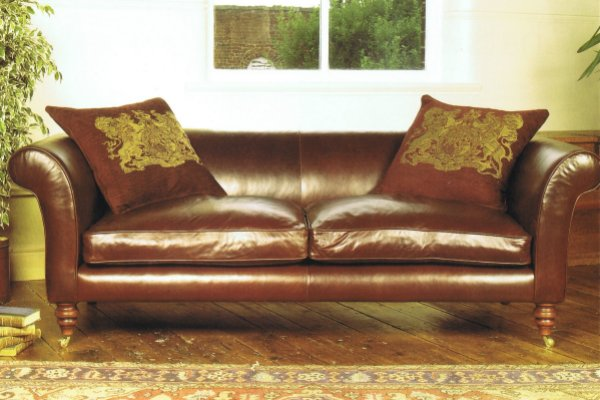 The Tetrad Beaulieu Sofa and Chair Range