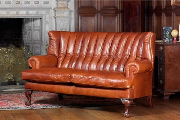 Contrast Upholstery Blake Sofa by Tetrad