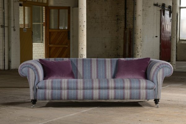 The Contrast Upholstery Bloomsbury Sofas by Tetrad