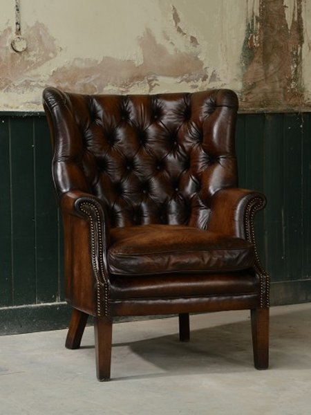 The Contrast Upholstery Bradley Chair by Tetrad