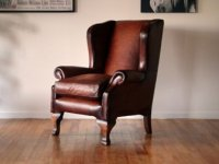 Tetrad Leather Chairs