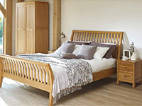 Corndell Nimbus Oak Bedroom Furniture