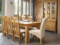 Corndell Nimbus Oak Furniture