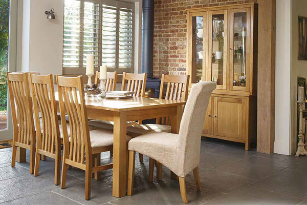Corndell Nimbus Oak and Painted Oak Furniture