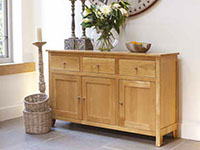 Corndell Nimbus Oak Living Room & Home Office Furniture