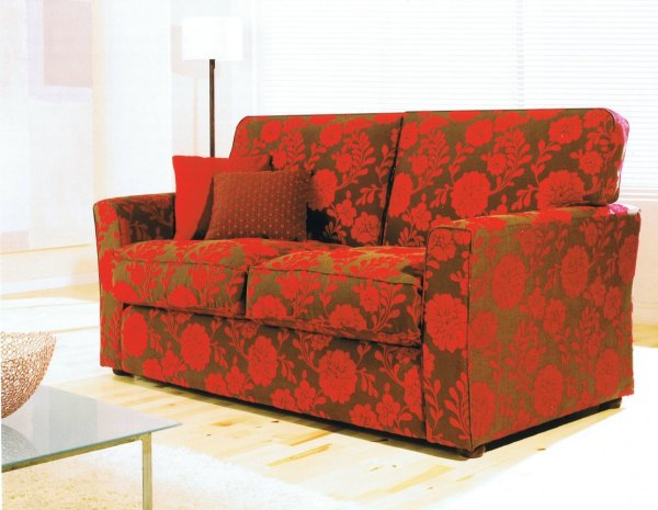 The Sofa Collection Latino Fabric Sofa by Forest Sofa