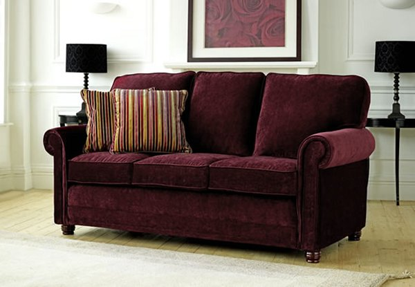 The Sofa Collection Lincoln Fabric Sofa by Forest Sofa