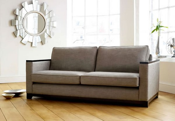 The Sofa Collection Mayfair Fabric Sofa by Forest Sofa