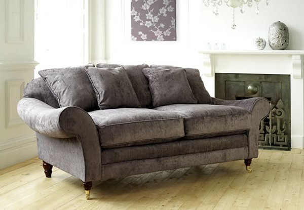 The Sofa Collection Miami Fabric Sofa by Forest Sofa