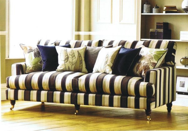 The Sofa Collection Warwick Fabric Sofa by Forest Sofa