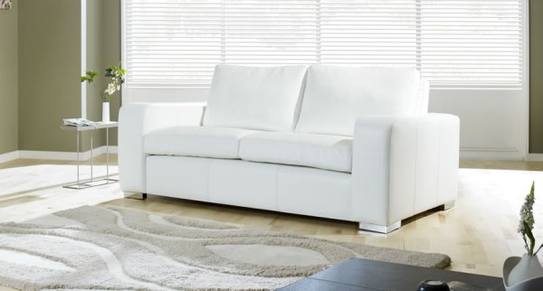 The Sofa Collection Cuba Premium Leather Sofa by Forest Sofa