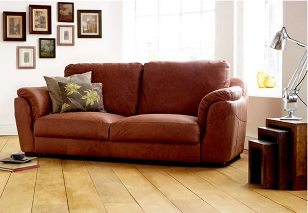 The Sofa Collection Premium Leather Sofas by Forest Sofa