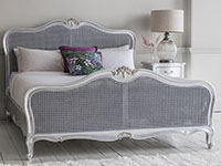 Gallery Direct Chic Silver Bedroom Furniture