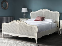 Gallery Direct Chic Vanilla White Bedroom Furniture