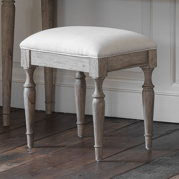 Gallery Direct Mustique Dressing Table Stool