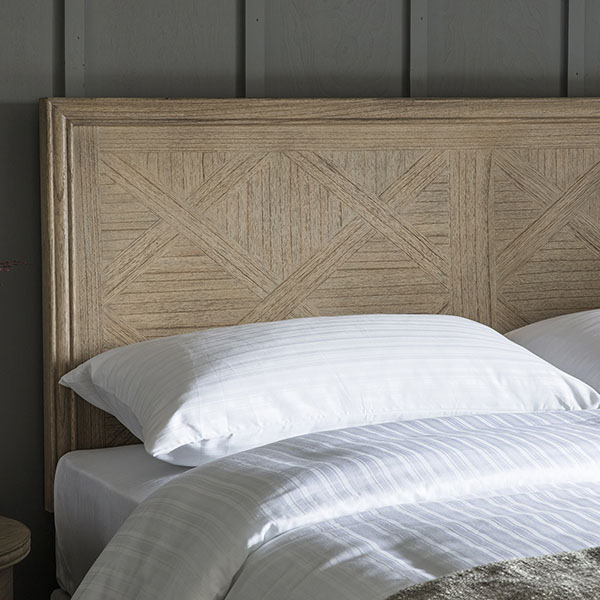 Gallery Direct Mustique 5Ft King Size Headboard