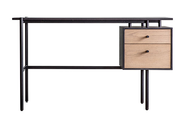 Gallery Direct Carbury 2 Drawer Desk