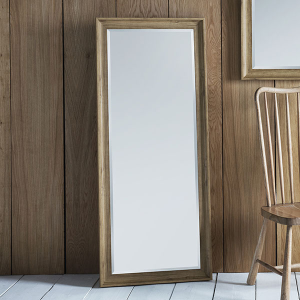 Gallery Direct Fraser Leaner & Rectangular Wall Mirrors