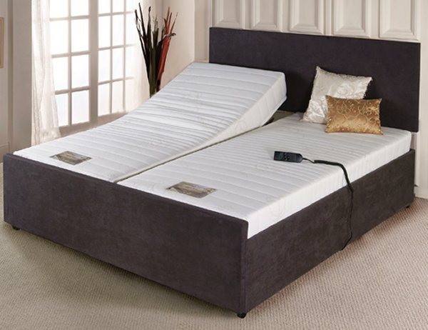 Hampton Bed Company Memory Relax Adjustable Bed
