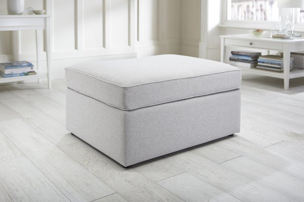 Jay-Be Footstool Bed with Airflow Fibre Mattress