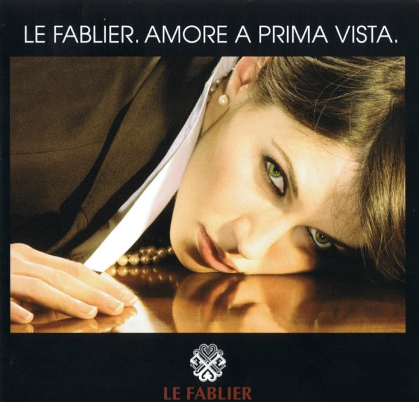 Le Fablier - Love at first sight....
