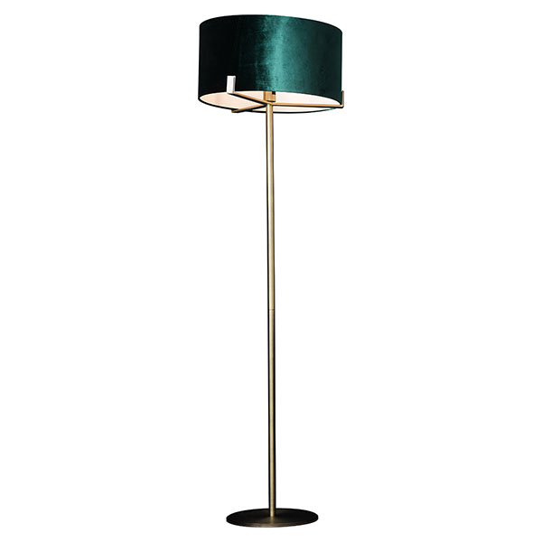 Gallery Direct Nicholson Floor Standing Lamp