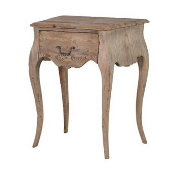 Empire Reclaimed Pine Bedside Table