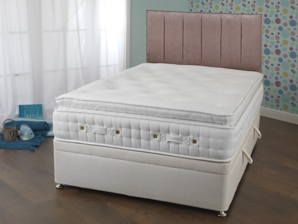 Sweet Dreams Eden Collection Arena 3000 Side Opening ottoman Divan Bed