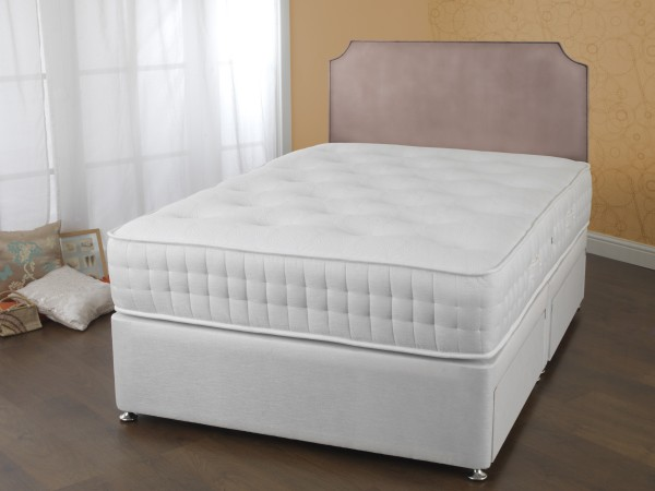 Sweet Dreams Eden Civic 4 Drawer Divan Bed Set