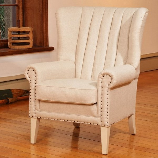 Tetrad Cardinal Chair - Saville Linen Natural