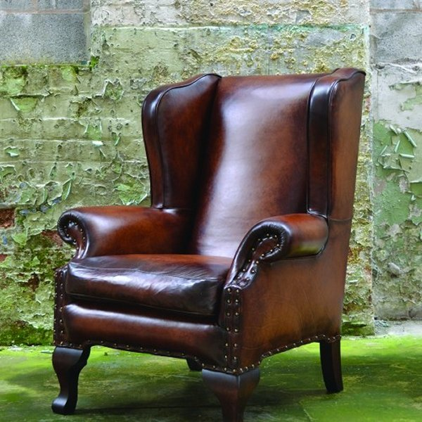 The Contrast Upholstery Chaucer Chair by Tetrad