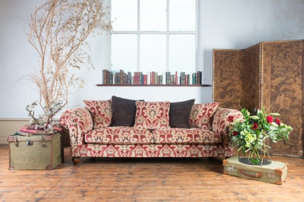 Tetrad Elgar Sofa - A Tetrad Fixed Cover Classic sofa