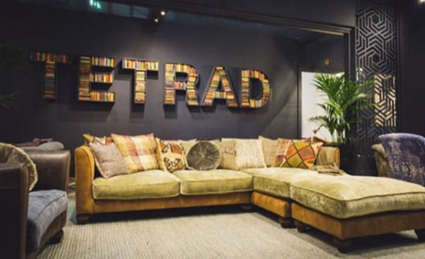Tetrad Lowry Corner Group Sofa