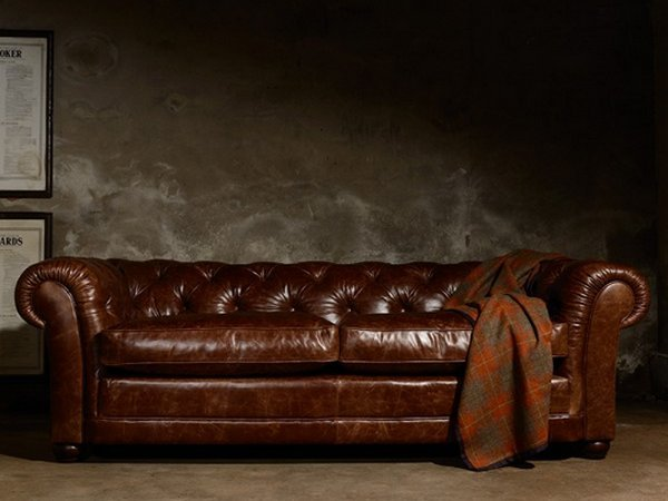 The Contrast Upholstery Norton Sofa by Tetrad
