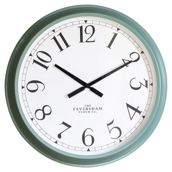 Gallery Direct Orville Wasabi Wall Clock
